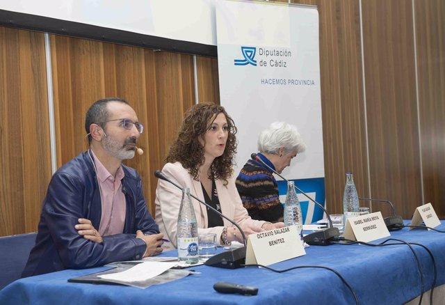 Isabel Moya, diputada de Igualdad de la Diputación de Cádiz