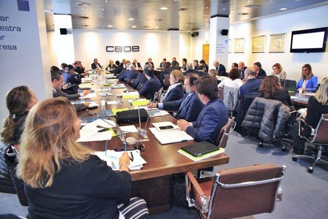 Asamblea General de Fenin para presentar su Memoria Anual de Sostenibilidad 2017