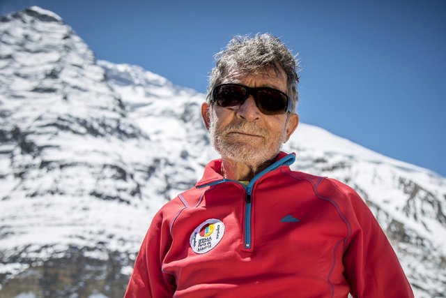 La Expedición Ifema Carlos Soria Inicia El Reto Del Ascenso Al Dhaulagiri