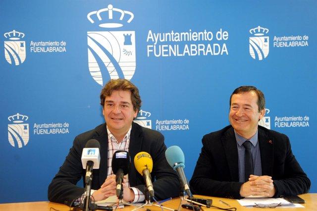 Alcalde de Fuenlabrada