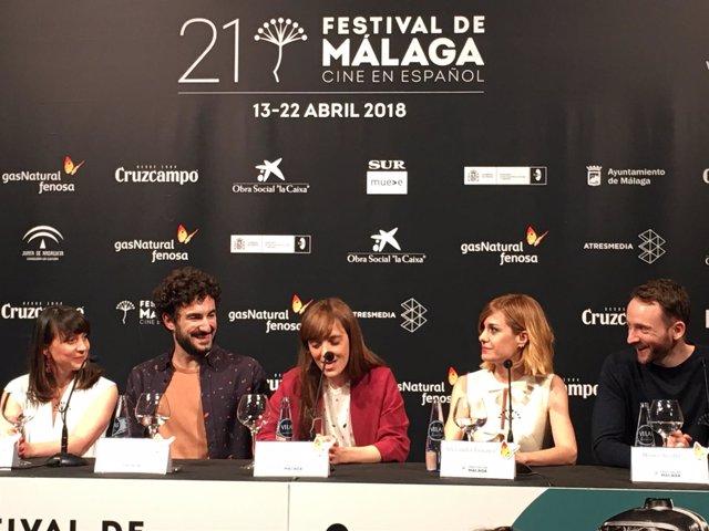 Las Distancias en el Festival de Cine de Málaga