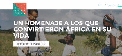 'Proyecto Memoria', un homenaje a los españoles que dedicaron su vida a África