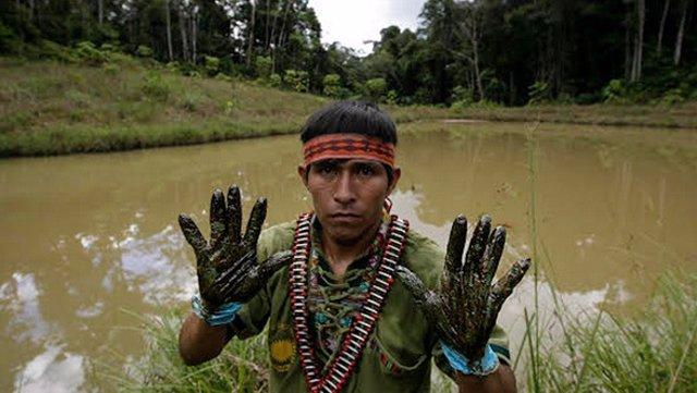 Vulneración de derechos en la Amazonía