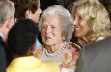 Mor l'exprimera dama dels Estats Units Barbara Bush als 92 anys (REUTERS / KEVIN LAMARQUE)
