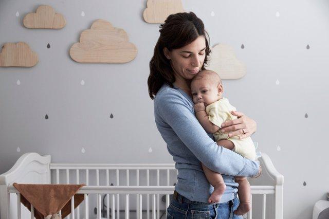 El domritorio del bebé, una habitación para tu bebé