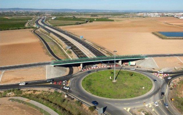 Acceso Norte a Sevilla