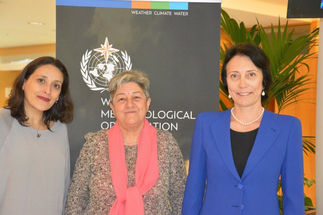 La climatóloga española Manola Brunet, presidenta de una comisión de la OMM