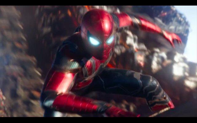 Infinity War: Spider-Man patea a Thanos en el nuevo vídeo
