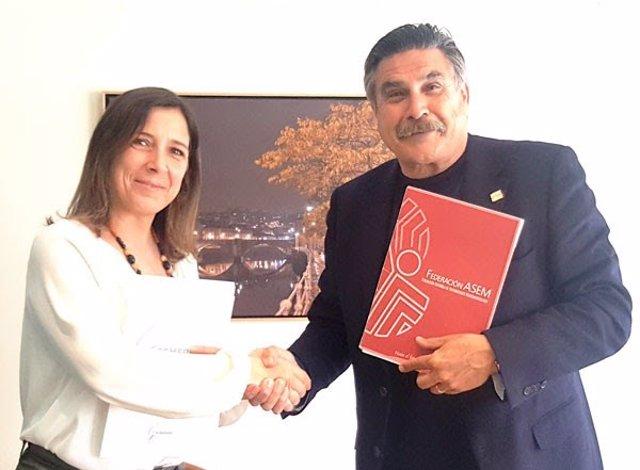 Federación ASEM y SEMERGEN fiman un nuevo convenio