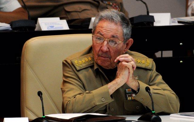 El presidente de Cuba, Raúl Castro