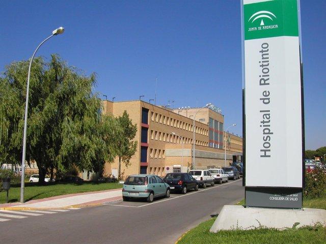 Hospital de Riotinto.