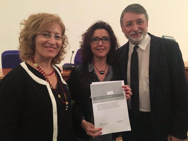EASP y Sadeca se unen por la calidad asistencia de los servicios sanitarios