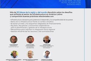Ayuda a resolver la ecuación para financiar la infraestructura en América Latina