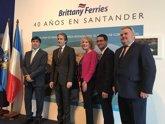 Foto: Brittany Ferries inicia el 3 de mayo la línea Santander-Cork, que abrirá relaciones con Irlanda