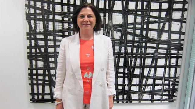 La redactora jefe y columnista de El Mundo, Lucía Méndez