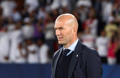 """Zidane: """"La Liga ha sido nuestro problema este año, sobre todo en casa"""""""