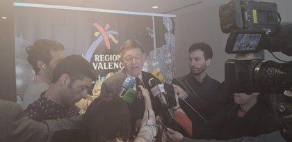 Puig insta a Rajoy a que antes de verano haya una propuesta seria sobre financiación