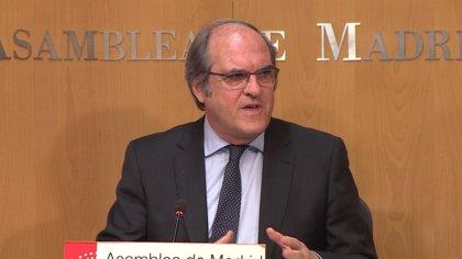 Gabilondo, partidario de que la candidatura a la Alcaldía sea únicamente del PSOE y hacer alianzas después de las urnas