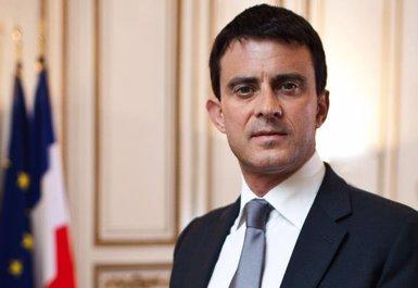 """Manuel Valls diu que Alemanya no té cap altra """"solució"""" que entregar Puigdemont i respectar la justícia espanyola (GOBIERNO FRANCÉS - Archivo)"""