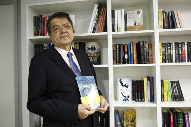 El escritor Sergio Ramírez