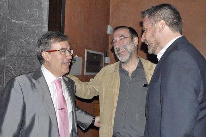 """Ángel Dolado será """"prudente pero no neutro"""" en su nueva etapa de Justicia de Aragón"""
