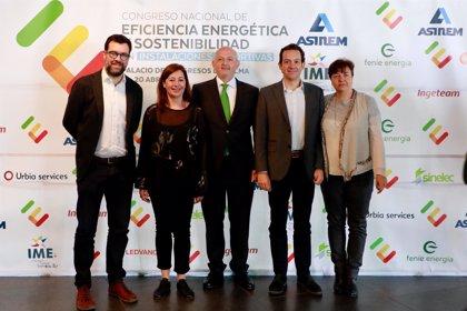 """Armengol destaca la importancia del deporte como """"gran puerta de entrada"""" para socializar la eficiencia energética"""