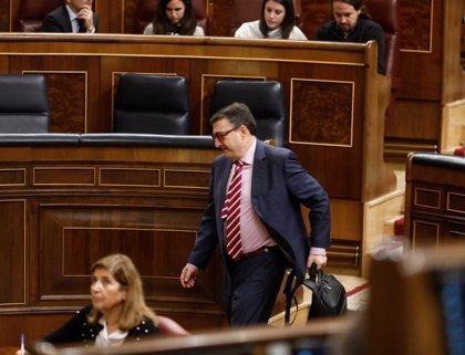 """Esteban visitó en la cárcel a Jordi Sánchez, que le transmitió su confianza en que se forme un Govern """"estable"""""""