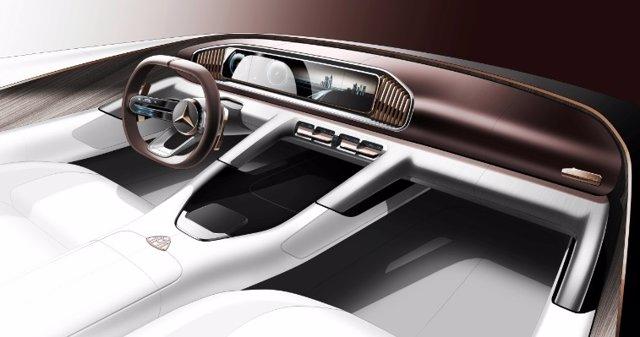Nuevo prototipo de Mercedes-Benz