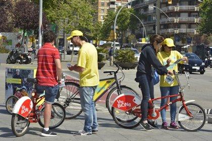 Barcelona celebra el Día Mundial de la Bicicleta para fomentar la movilidad sostenible