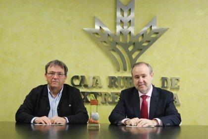 Caja Rural de Extremadura renueva su convenio de colaboración con la Federación Extremeña de Baloncesto