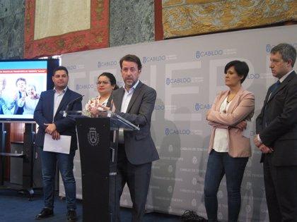 Mayores y discapacitados con la tarjeta 'tenmás' disfrutarán de descuentos de hasta un 70% en servicios del Cabildo
