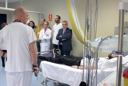 Los servicios de Traumatología de la red sanitaria cuentan con 12 plazas por cubrir