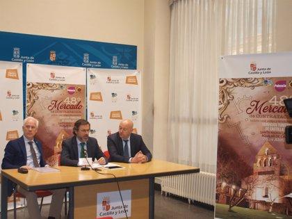 Aguilar (Palencia) acogerá un Mercado de Contratación Turística en el que participarán 123 empresarios  y 28 operadores