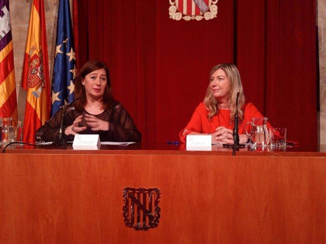 Armengol, sobre Son Dureta: 'Derribamos los edificios para construir un centro sociosanitario de referencia'