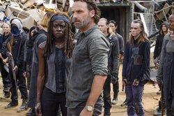 The Walking Dead: una trama clave de los cómics y un salto en el tiempo marcarán la 9ª temporada (AMC)