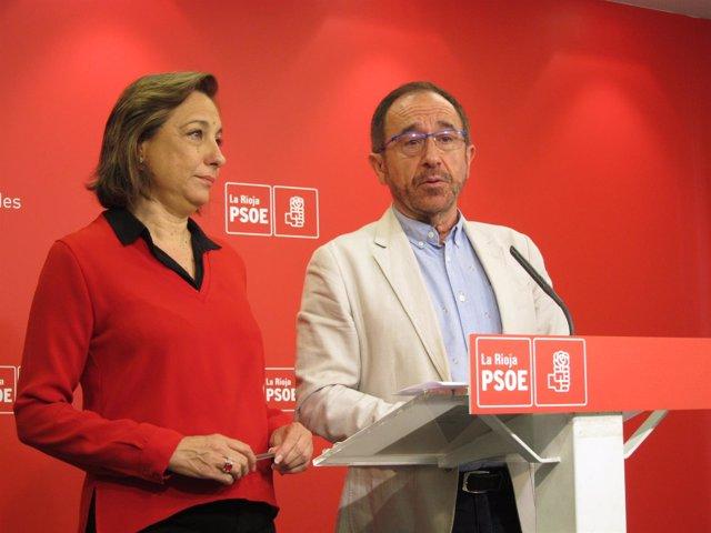 Perello, secretario Área Justicia PSOE y De Pablo