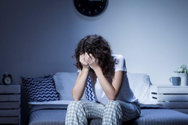 El miedo a no dormir puede ser causa del mantenimiento del insomnio