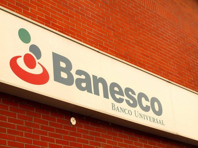 El banco Banesco