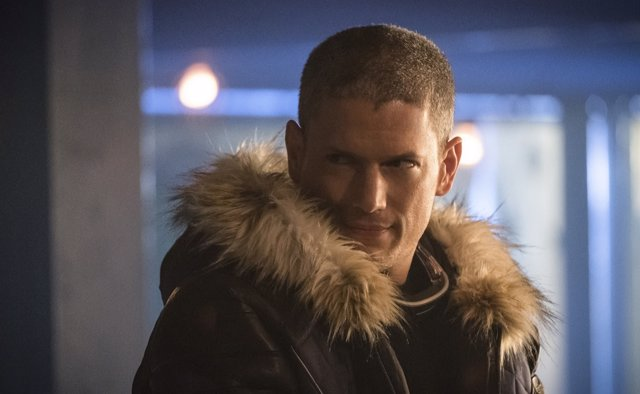 Wentworth Miller en The Flash