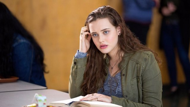 Katherine Langford en Por 13 razones