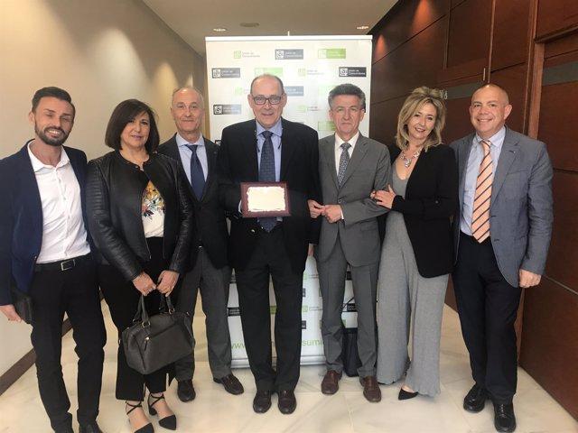 Premio UGC hospital Regional
