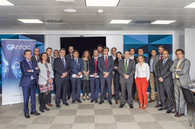 Comité de trabajo dedicado al vehículo eléctrico y alternativo de Anfac