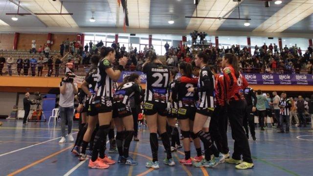 Balonmano femenino Rincón Fertilidad Málaga