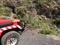FALLECE UN TRABAJADOR AL CAER POR UNA LADERA EN EL BARRANCO DE BADAJOZ
