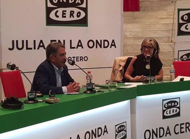 Entrevista a Revilla en Onda Cero
