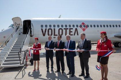 Volotea abre base en Marsella, la quinta en Francia y undécima en Europa