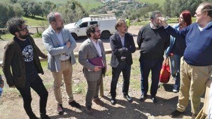 """Podemos Andalucía califica de """"paso histórico"""" la Ley de Caminos Públicos Rurales"""