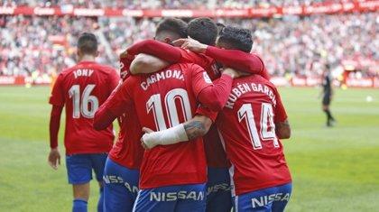 El Sporting y el Rayo tratarán de mantener a salvo su plaza de ascenso directo