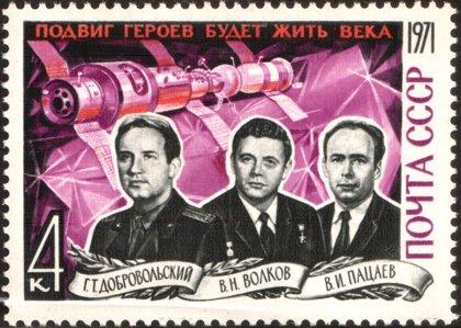Se cumplen 47 años de la primera estación espacial, Salyut 1