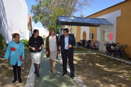 Ayuntamiento de Almonte adjudica la construcción de dos nuevas aulas en su escuela infantil Doñanita